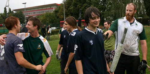 Falco jugger vs. Setanta Irland