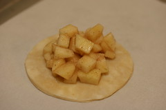 Flakey Apple Turnover (Dorie Greenspan)
