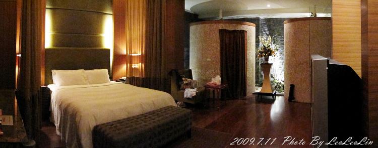 悅萊精品旅館 頂級雙B房型