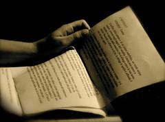 writer's reading_ph. Datura (Datura ( Martina Lo Conte )) Tags: fog book poetry firenze dust datura decadenza ilariagiannini