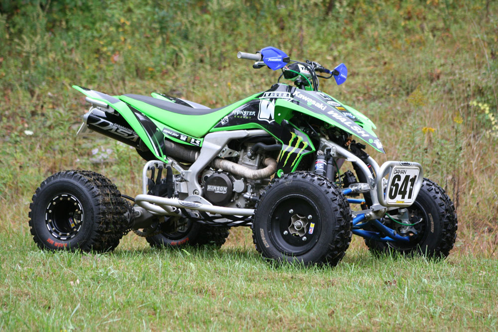 2008 Fox Walsh KFX 450R Video + Pictures