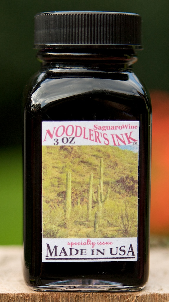 Noodler's Saguaro Wine