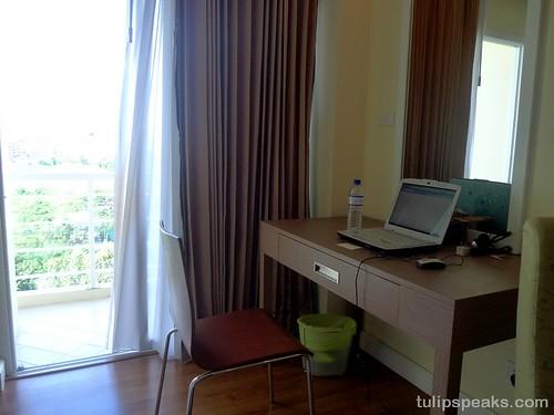 Bangkok Day 1 - Hotel Room