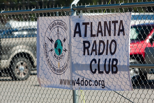 Atlanta Radio Club Banner