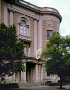 Massachusetts Historical Society building