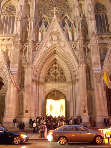 Fifth avenue church Manhattan