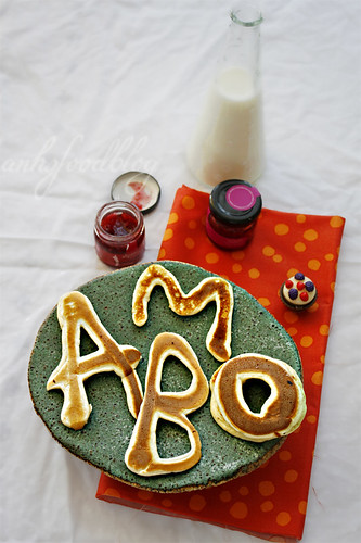 ABC pancakes