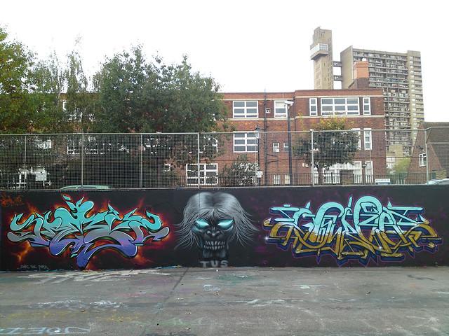 Brave1 & Reakt. London 2009