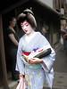 Geiko Kotoha (fushicha88) Tags: japan kyoto asia geiko geisha gion kansai hanamikoji kotoha 5photosaday giongeishadistrict