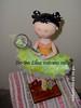 MARIPOSA04 (Bertha Elina Marcano) Tags: en masa muñecas flexible fria porcelana