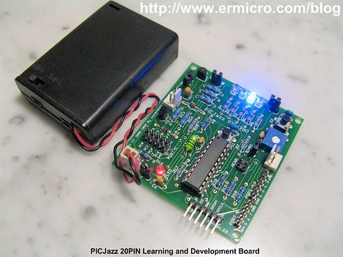 PICJazz 20PIN Learning and Development Board (1)