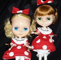 Gwennie & Gracie...Halloween 2009