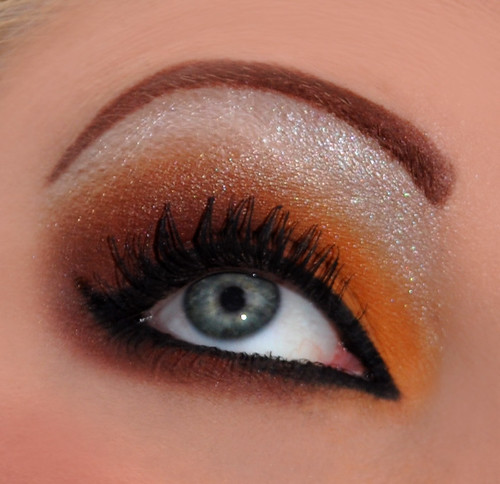 Fall Themed Eyes 7