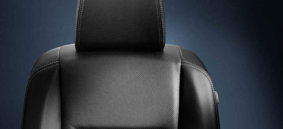Mazda 5 High-quality leather
