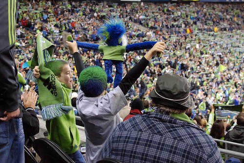 I want one of those Sounders Monkeys