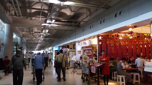 Suvarnabhumi airport スワンナブーム5