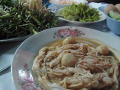 Boat Noodle Soup - Bangkok, Thailand