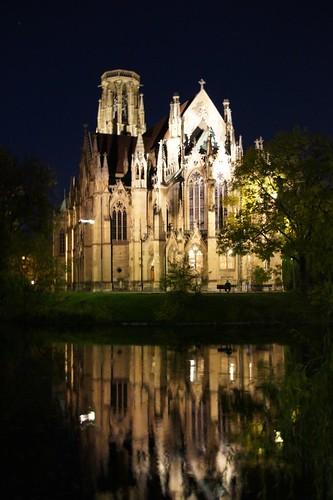 Kirche am Feuersee