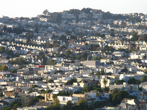 From Bernal Hill