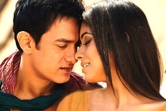 [Poster for Ghajini]