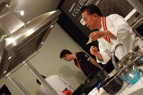 Culinary Experience with GE Monogram by Chef Martin Yan 13