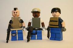 "task force 141 ""favela"" - Ghost (kenneth nielsen a.k.a Qenhyt) Tags: 2 modern mod call paint force lego glue duty ghost ba favela 141 task warfare mw2 brickarms"