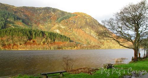 loch ness, glencoe, the highlands loch lubnaig 03