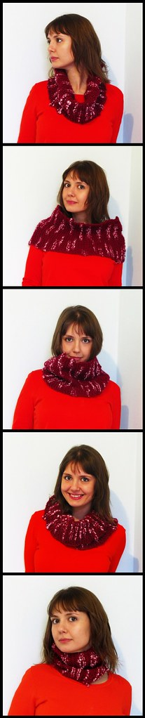 wear your cowl five ways