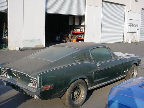 1968 Bullit Mustang