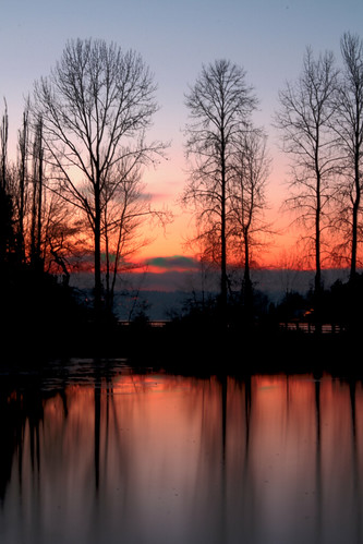 December 5, 2009 Sunset