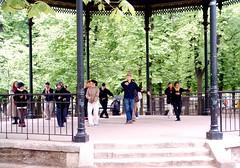 Paris - Jardin du Luxembourg - Tai-Chi (Miguel Tavares Cardoso) Tags: friends paris france taichi jardinduluxembourg miguelcardoso miguelcardoso2008 migueltavarescardoso