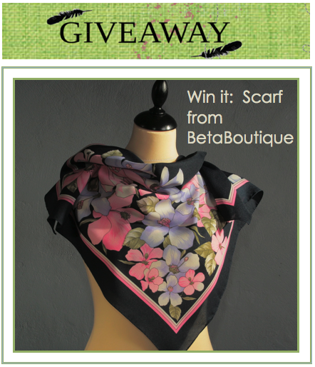 Giveaway: BetaBoutique