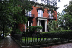 Mercer House (Mike McCall) Tags: history architecture georgia williams historic mercer savannah midnightinthegardenofgoodandevil chathamcounty mercerhouse jimwilliams johnnymercer copyrightcmichaelmccall williamsmercerhouse