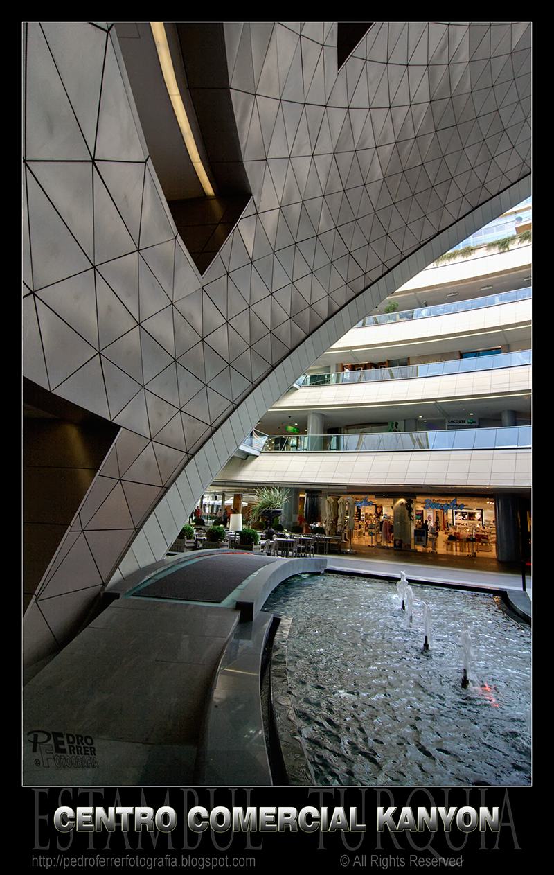 Kanyon Shopping Mall 16