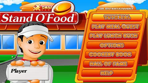 Stand O'Food (minis)