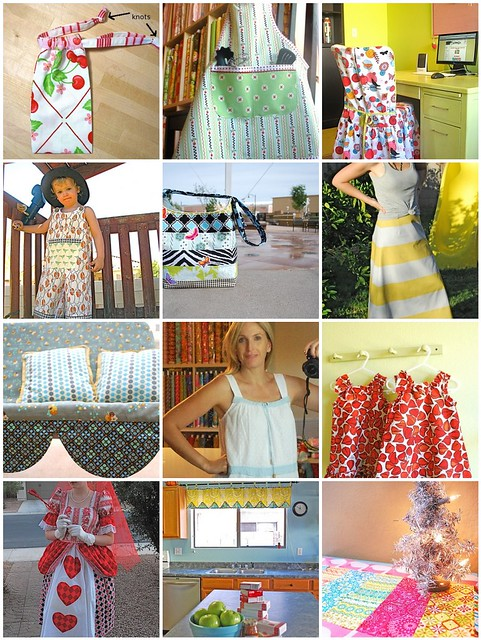2009 - A Sewing Year in Review