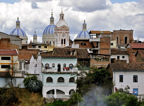 Ecuador, Cuenca by Maurizio Costanzo - mavik2007, on Flickr