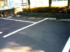 ダメな駐車場