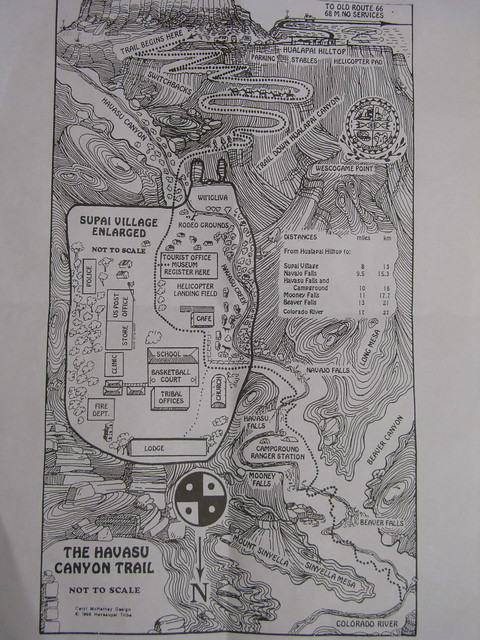 supai map