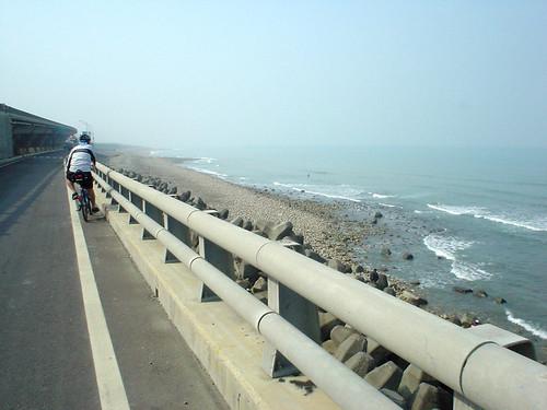 11.台15線旁邊就是台灣海峽