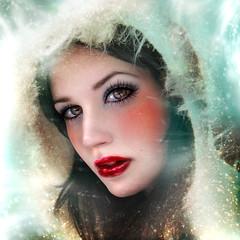 Snow Maiden II (MiaSnow) Tags: miasnow