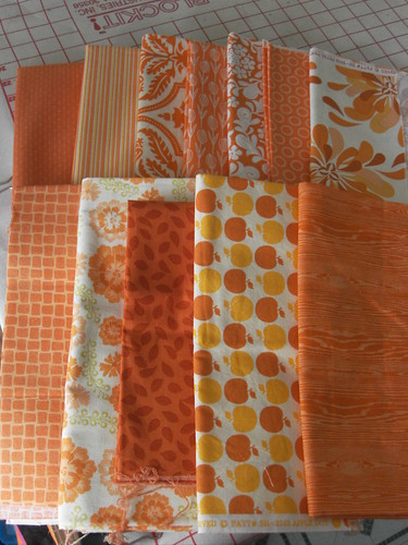 Fabrics For A Quilt