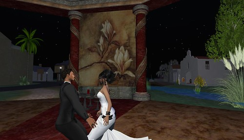 xavier, raftwet at the majestic in second life