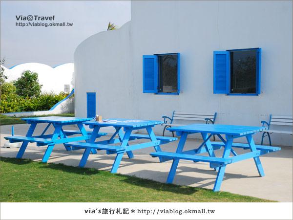 【桃園餐廳】桃園新屋地中海風~卡托米利庭園咖啡餐廳8