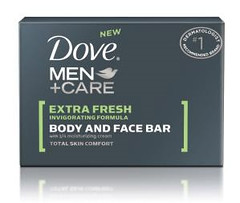 Dove Men+Care Body and Face Bar