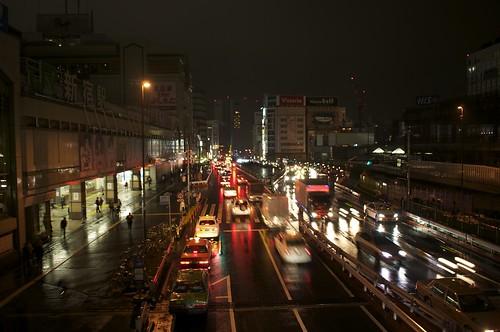 Shinjuku Station South Gate