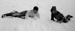 Winter 1947 (theirhistory) Tags: school winter england snow pupil