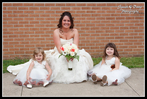 Stacy & Her Flower Girls