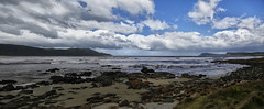 cloudy bay (Keith Midson) Tags: cloudybay tasmania beach bay brunyisland bruny ocean sea coast coastline coastal shoreline clouds summer