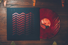 Fire Walk With Me LP (markmartucciphoto) Tags: markmartucciphotography david lynch angelo badalamenti twin peaks lp vinyl mondo records record limited fire walk with me laure palmer mark frost